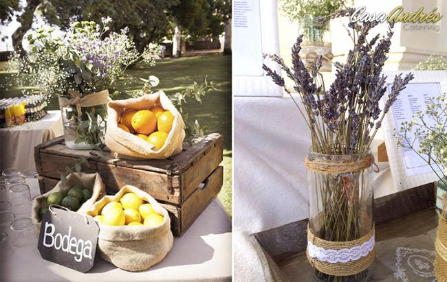 C mo elegir la mejor decoraci n de mesas de boda for Decoracion tipo vintage
