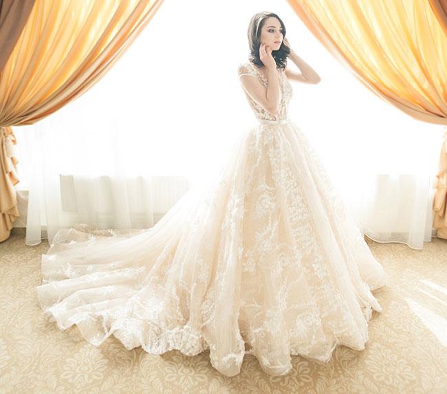 Qué me pongo? Tendencias en vestidos de boda para el 2018